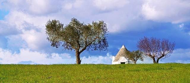 Puglia paesaggio