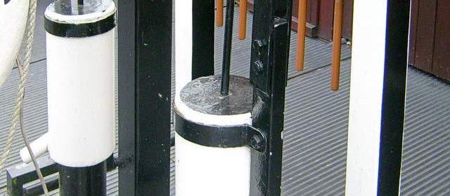 Antica pompa di sentina