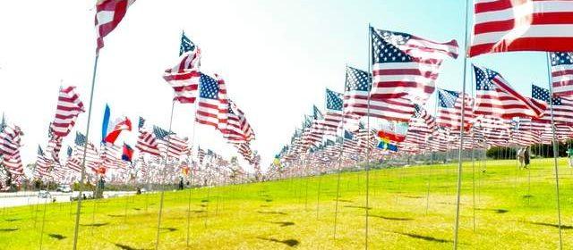 Bandiere Stati Uniti America