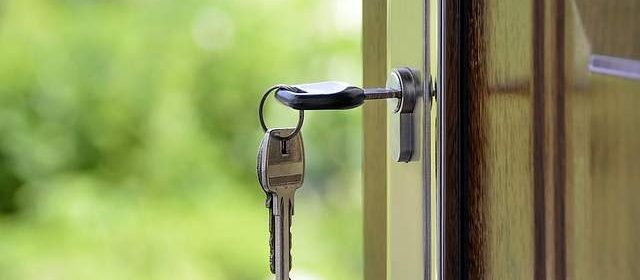 Chiavi porta di casa