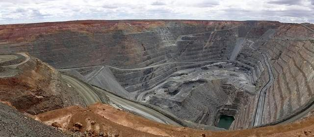 Miniera oro Australia