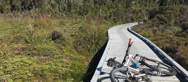 Nuova Zelanda bici