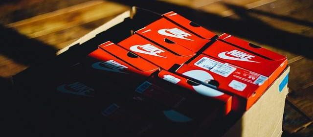 Scatole di scarpe