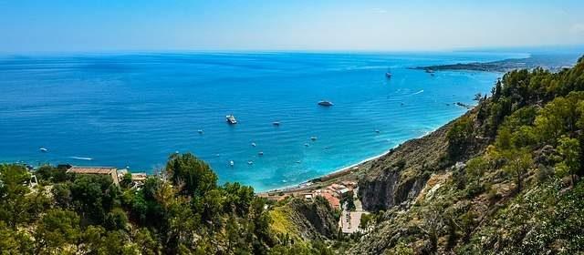 Sicilia costa