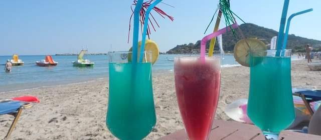 Spiaggia Zacinto Grecia