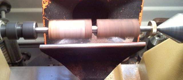 Tornio tornitura metalli