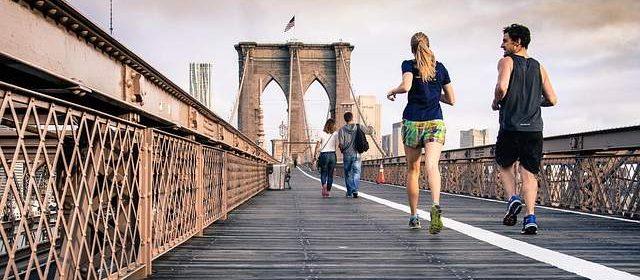 Stare in forma con esercizio fisico