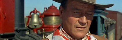 John Wayne film western